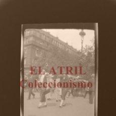 Fotografía antigua: VALENCIA, VISTA - CLICHE ORIGINAL NEGATIVO EN CELULOIDE - AÑOS 1920-30. Lote 170198944