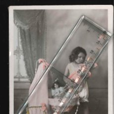Fotografía antigua: ESCENA INFANTIL 1906. Lote 170330052