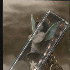 Fotografía antigua: ESCENA INFANTIL 1915 . Lote 170330116