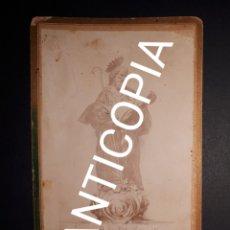 Fotografía antigua: ANTIGUA FOTOGRAFÍA DE SAN JOAQUIN AGRAMON HELLIN ALBACETE. Lote 170387572