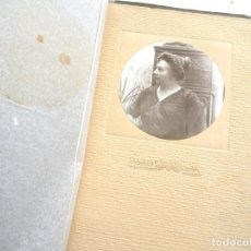 Fotografía antigua: RETRATO – FOTO ANTIGUA – CIRCA 1880. Lote 170528456
