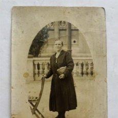 Fotografía antigua: RETRATO – FOTO ANTIGUA – FOTO ANTIGUA – CIRCA 1920. Lote 170528704