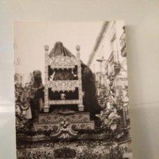 Fotografía antigua: SEMANA SANTA SEVILLA. PRINCIPIOS DE SIGLO. Lote 170565720