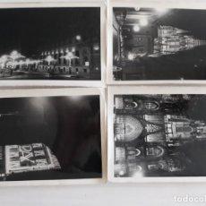 Fotografía antigua: LOTE FOTOGRAFIAS BARCELONA. Lote 171435484