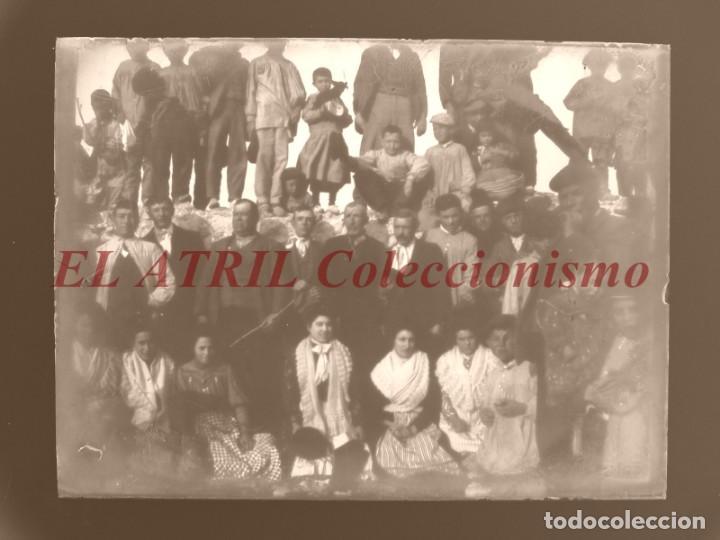 Fotografía antigua: ALCOY, ALICANTE, MOROS Y CRISTIANOS - 11 PLACAS NEGATIVOS EN CRISTAL Y EN CELULOIDE - AÑOS 1920-30 - Foto 7 - 171702214
