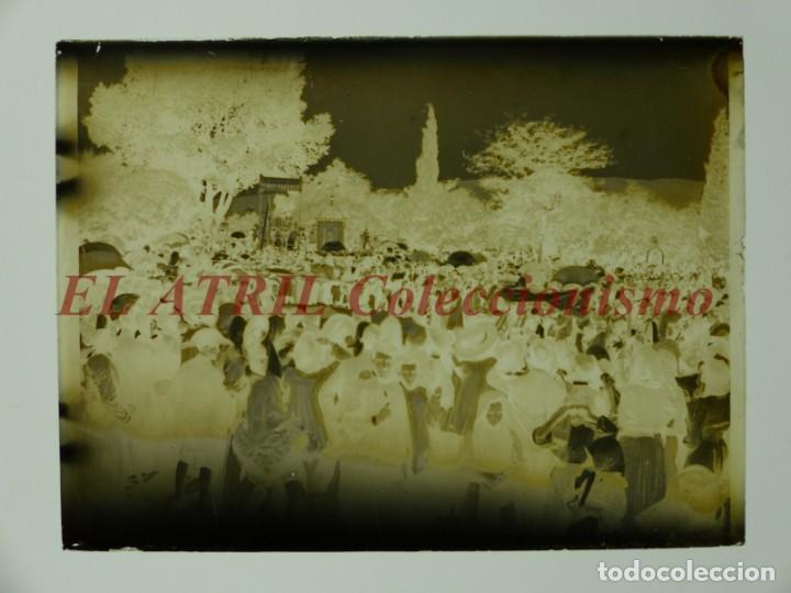 Fotografía antigua: ALCOY, ALICANTE, MOROS Y CRISTIANOS - 11 PLACAS NEGATIVOS EN CRISTAL Y EN CELULOIDE - AÑOS 1920-30 - Foto 10 - 171702214