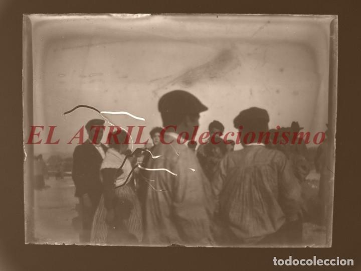 Fotografía antigua: ALCOY, ALICANTE, MOROS Y CRISTIANOS - 11 PLACAS NEGATIVOS EN CRISTAL Y EN CELULOIDE - AÑOS 1920-30 - Foto 11 - 171702214