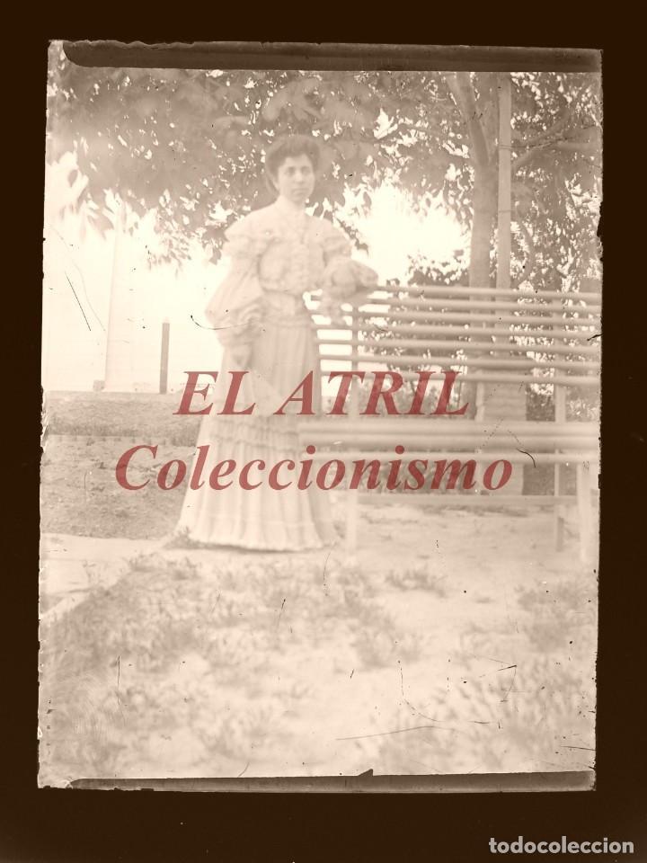 Fotografía antigua: ALCOY, ALICANTE, MOROS Y CRISTIANOS - 11 PLACAS NEGATIVOS EN CRISTAL Y EN CELULOIDE - AÑOS 1920-30 - Foto 13 - 171702214