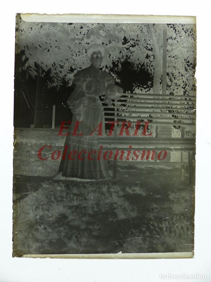 Fotografía antigua: ALCOY, ALICANTE, MOROS Y CRISTIANOS - 11 PLACAS NEGATIVOS EN CRISTAL Y EN CELULOIDE - AÑOS 1920-30 - Foto 14 - 171702214