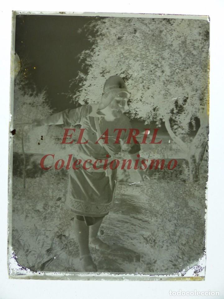 Fotografía antigua: ALCOY, ALICANTE, MOROS Y CRISTIANOS - 11 PLACAS NEGATIVOS EN CRISTAL Y EN CELULOIDE - AÑOS 1920-30 - Foto 16 - 171702214