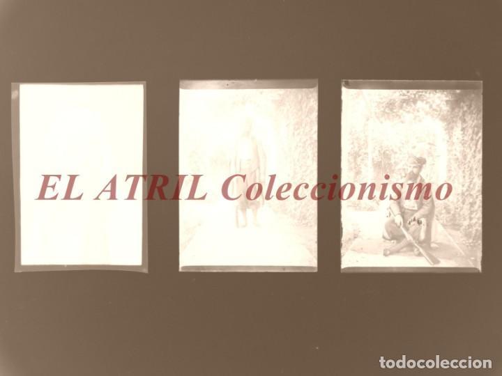 Fotografía antigua: ALCOY, ALICANTE, MOROS Y CRISTIANOS - 11 PLACAS NEGATIVOS EN CRISTAL Y EN CELULOIDE - AÑOS 1920-30 - Foto 19 - 171702214