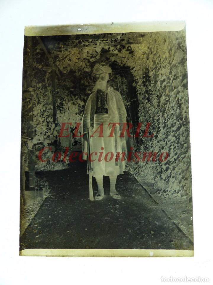 Fotografía antigua: ALCOY, ALICANTE, MOROS Y CRISTIANOS - 11 PLACAS NEGATIVOS EN CRISTAL Y EN CELULOIDE - AÑOS 1920-30 - Foto 24 - 171702214
