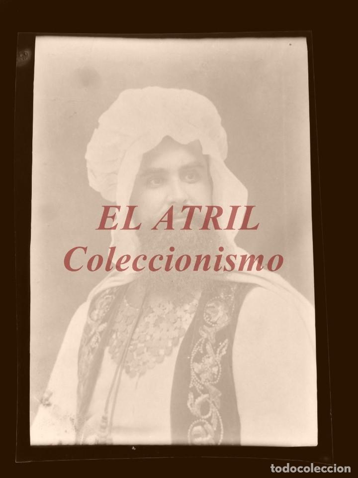 Fotografía antigua: ALCOY, ALICANTE, MOROS Y CRISTIANOS - 11 PLACAS NEGATIVOS EN CRISTAL Y EN CELULOIDE - AÑOS 1920-30 - Foto 25 - 171702214