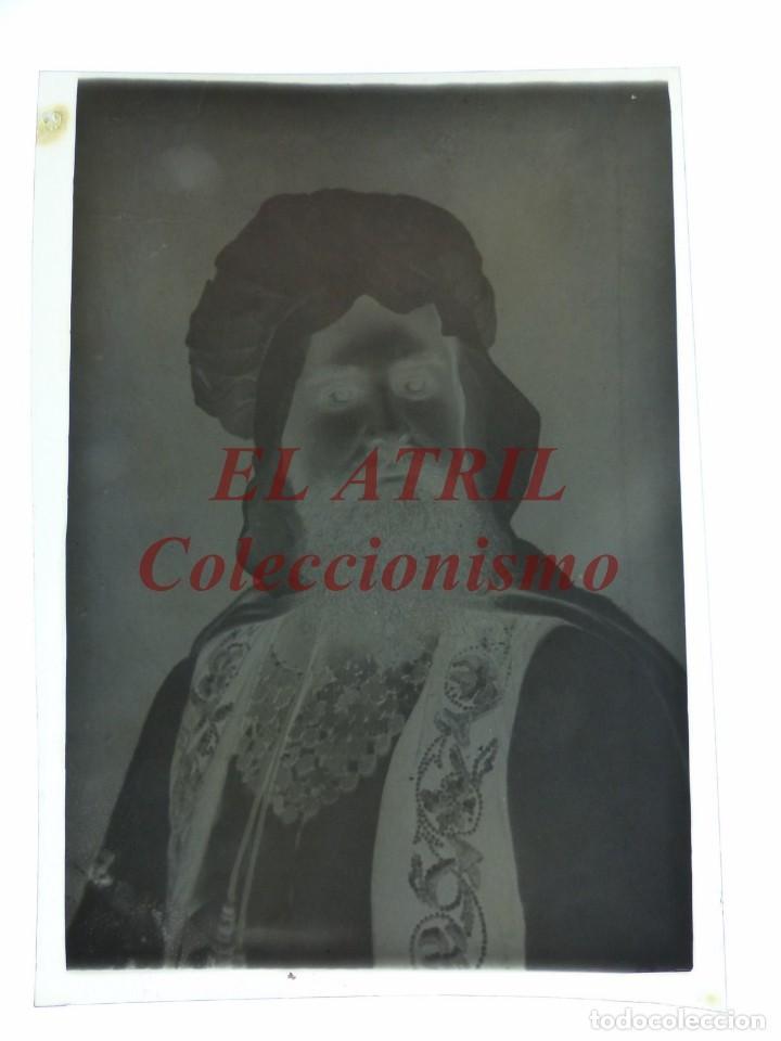 Fotografía antigua: ALCOY, ALICANTE, MOROS Y CRISTIANOS - 11 PLACAS NEGATIVOS EN CRISTAL Y EN CELULOIDE - AÑOS 1920-30 - Foto 26 - 171702214