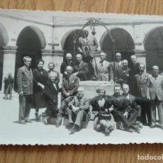 Fotografía antigua: TARRAGONA - FOTO VALLVE - PATIO INSTITUTO - TARRAGONA. Lote 171729117