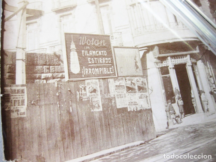 Fotografía antigua: FOTOGRAFÍA ALBÚMINA DE FINALES DEL SIGLO XIX DE GIJÓN - Foto 2 - 172466544