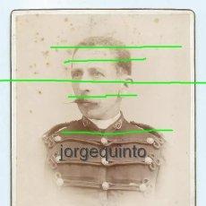 Fotografía antigua: D.MANUEL NARIO A D.AURELIO GARCÍA. COMPAÑEROS EN CIUDAD RODRIGO. FOTÓGRAFO JOAQUÍN OSES. MÁLAGA.. Lote 60679263