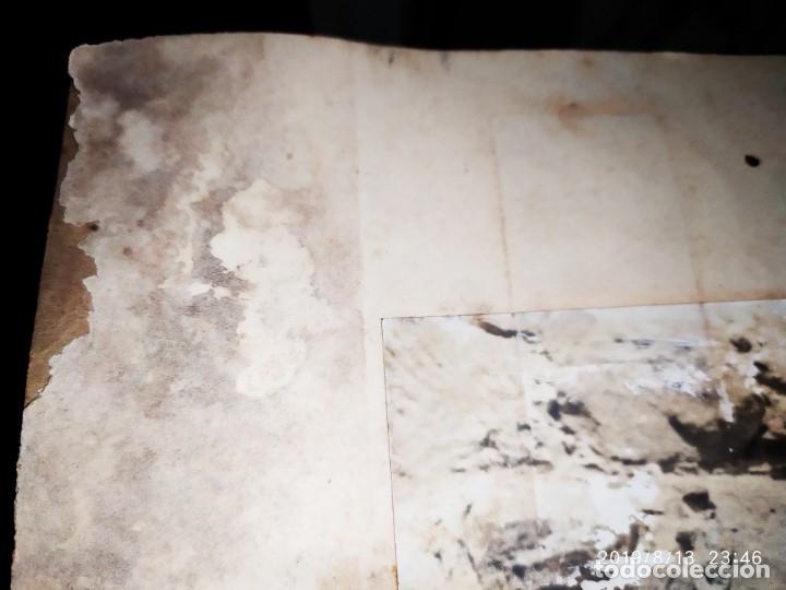 Fotografía antigua: FOTOGRAFÍA BURROS ASNOS ABREVADERO TÍTULO COMPAÑEROS DE FATIGAS BROMURO POR ANTONIO APARISI SOLER - Foto 7 - 173679295