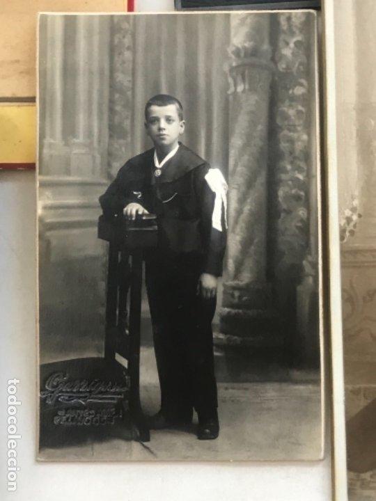 Fotografía antigua: LOTE DE 16 ALBUMINA FINALES DEL SIGLO XIX. VER FOTOS ANEXAS. - Foto 12 - 175404257