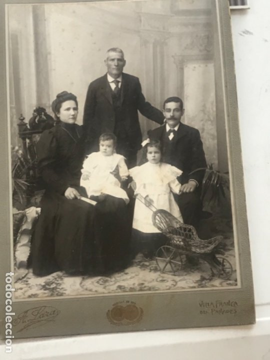 Fotografía antigua: LOTE DE 16 ALBUMINA FINALES DEL SIGLO XIX. VER FOTOS ANEXAS. - Foto 16 - 175404257