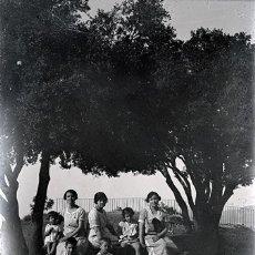 Fotografía antigua: ZONA DE ALCOY NEGATIVOS CRISTAL. Lote 175480728