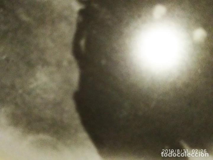 Fotografía antigua: ANTIGUO MILITAR CON SU MUJER ENMARCADOS GRAN MARCO PRECIOSO TERCIOPELO AZUL - Foto 4 - 175639978