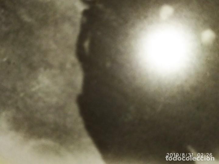 Fotografía antigua: ANTIGUO MILITAR CON SU MUJER ENMARCADOS GRAN MARCO PRECIOSO TERCIOPELO AZUL - Foto 7 - 175639978