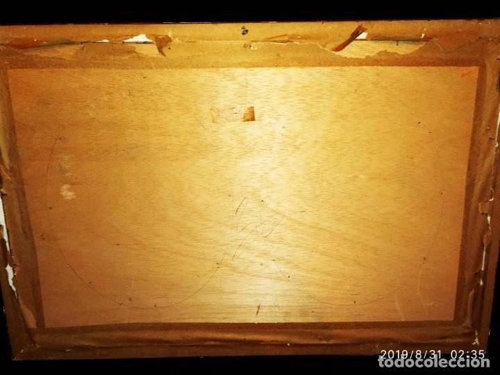 Fotografía antigua: FOTOGRAFÍA ANTIGUA HOMBRE INTELECTUAL MUJER MANTILLA VINTAGE PRECIOSO GRAN MARCO TERCIOPELO AZUL - Foto 11 - 175640017