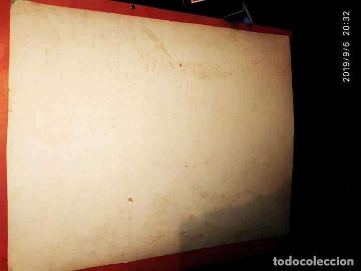 Fotografía antigua: MUY GRANDE CREO FOTOGRAFÍA RETOCADA COMO RETRATO CHICA SEÑORA PRECIOSA VICTORIANA? - Foto 14 - 175804105