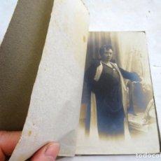 Fotografía antigua: RETRATO – FOTO ANTIGUA – NAPOLEÓN – CIRCA 1900. Lote 176852110