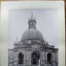 Fotografía antigua: GUIPUZCOA SAN IGNACIO DE LOYOLA. Lote 177417687