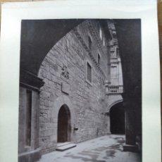 Fotografía antigua: GUIPUZCOA SAN IGNACIO DE LOYOLA. Lote 177417735