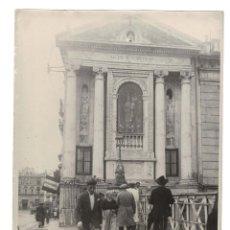 Fotografía antigua: MURCIA.- ERMITA VIRGEN DE LOS PELIGROS.- 24 X 30. Lote 177640223