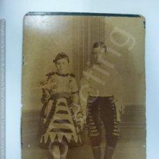 Fotografía antigua: FOTOGRAFÍA ANTIGUA. (15,5 CM X 10 CM). Lote 178028673