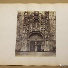Fotografía antigua: FOTOGRAFIA ALBUMINA JERONIMOS. LISBOA, PORTUGAL. C. 1880. Lote 178094625
