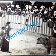 Fotografía antigua: CARACAS, VENEZUELA, PRECIOSA ALBUMINA DEL TORERO ANTONIO REVERTE, 145X115MM. Lote 178259291