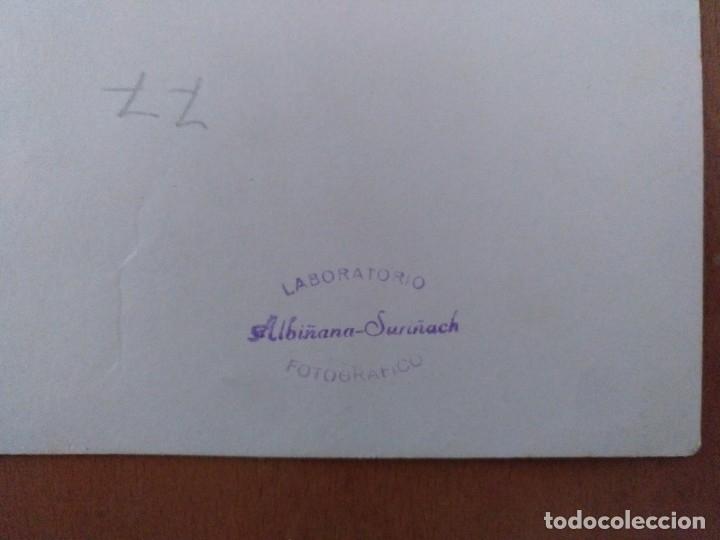 Fotografía antigua: FOTO ENFERMERAS CON LA TUNA PROBABLEMENTE HOSPITAL CLINICO BARCELONA AÑOS 60 - Foto 2 - 178565241
