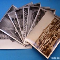 Fotografía antigua: PARLAMENTO CATALAN - 10 ANTIGUAS FOTOGRAFIAS - AÑOS 1930 - VER FOTOS ADICIONALES. Lote 178657787