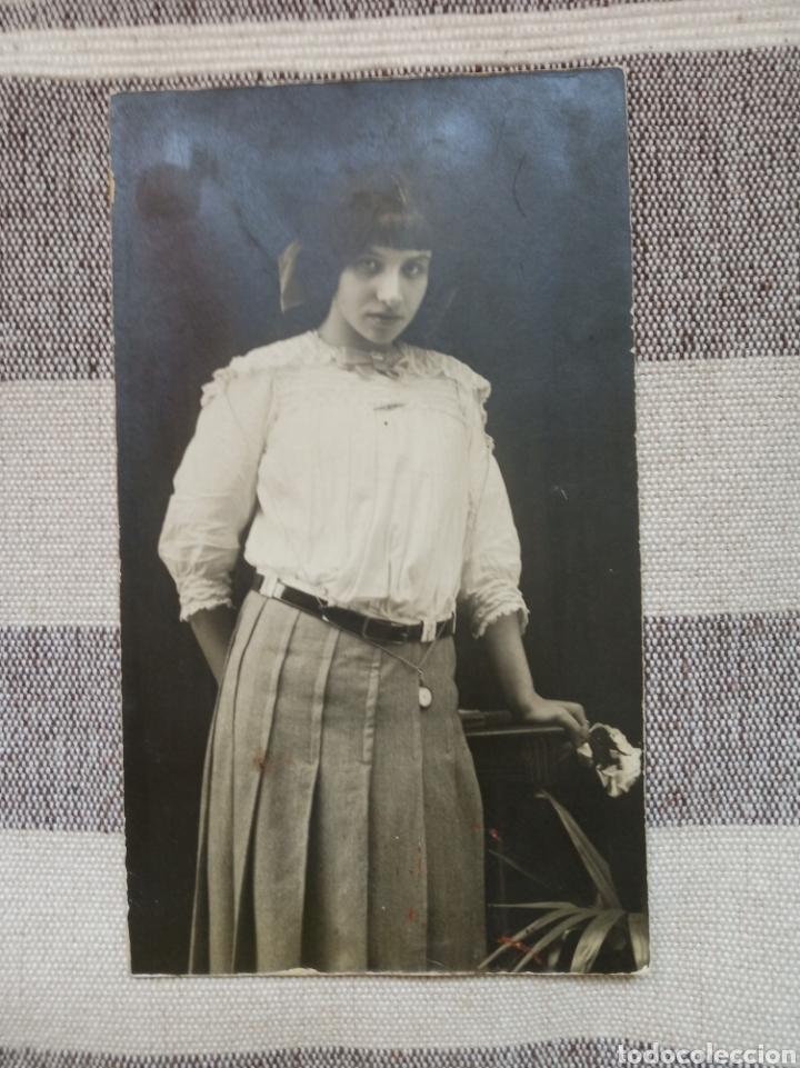Fotografía antigua: Fotografías principios s xx. Damas.fotografo carreras. Terrassa.barcelona.catalunya.mujeres.antiguas - Foto 4 - 179014293