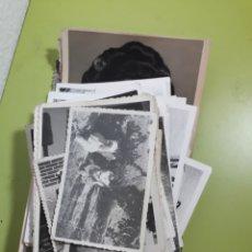 Fotografía antigua: MÁS DE 125 FOTOGRAFÍAS EN BLANCO Y NEGRO AÑOS 40 , 50 Y 60 LAS ROZAS, MADRID, SALAMANCA, ALICANTE,. Lote 179039280