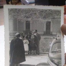 Fotografía antigua: FOTOGRAFIA 1953 FOTOGRAFO CARMONA MADRID. Lote 179321646