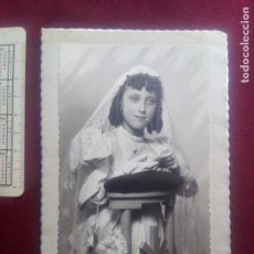 Fotografía antigua: PRIMERA COMUNIÓN. Lote 179533042