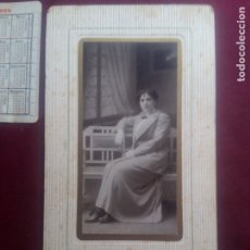 Fotografía antigua: GROLLO FOTÓGRAFO, VALENCIA. 1912. Lote 179533075