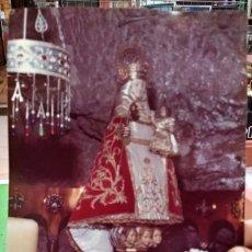 Fotografía antigua: FOTOGRAFIA ORIGINAL AÑOS SETENTA DE VIRGEN. Lote 180024572