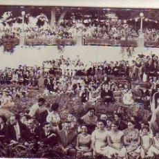 Fotografía antigua: TENERIFE ICOD DE LOS VINOS FIESTA DE ARTE EN EL DRAGO 1952 ?. Lote 180291187