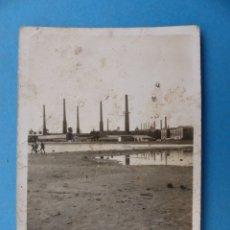 Fotografía antigua: SAGUNTO, VALENCIA - VISTA - FOTOGRAFICA - AÑOS 1930-40. Lote 180392860
