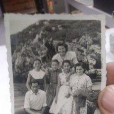 Fotografía antigua: FOTOGRAFIA AÑOS CUARENTA ORIGINAL. Lote 180405763