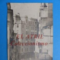 Fotografía antigua: VALENCIA - ANTIGUA FOTOGRAFIA, FOTOGRAFICA - AÑOS 1930-40. Lote 180835543