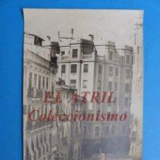 Fotografía antigua: VALENCIA - ANTIGUA FOTOGRAFIA, FOTOGRAFICA - AÑOS 1930-40. Lote 180835596