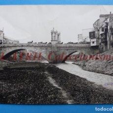 Fotografía antigua: ALCIRA, VALENCIA - ANTIGUA FOTOGRAFIA, FOTOGRAFICA - AÑOS 1940-50. Lote 180836570
